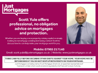 Scott Yule Just Mortgages