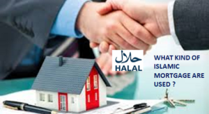 types of islamic mortgage